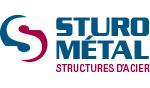 <p>Sturo Métal est passée maître dans la fabrication et l'installation de structures d'acier dans une multitude de secteurs d'activités. L'entreprise oeuvre<br /> également dans l'usinage de métaux ouvrés lourds pour des ouvrages à grande complexité.</p>