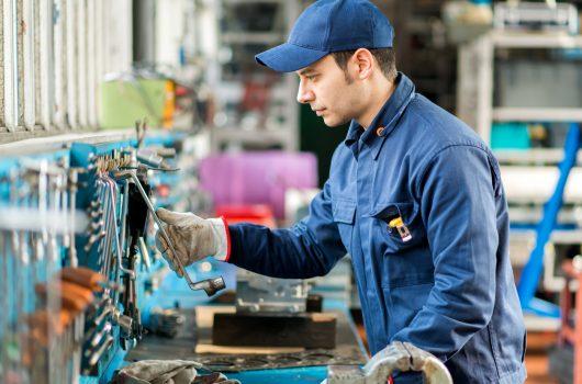 Mécanicien industriel