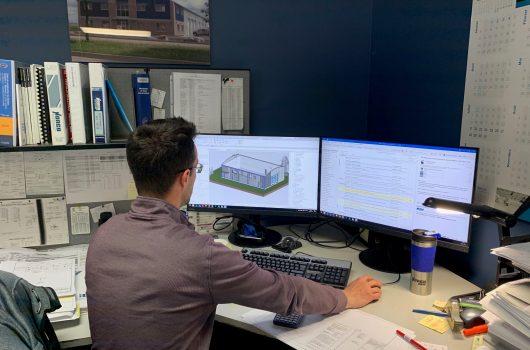 Technicien en architecture *Comblé*